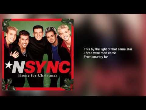 N'Sync: 08. The First Noel (Lyrics)