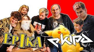 EPIKA cz.5 - Epika vs Ekipa Friza