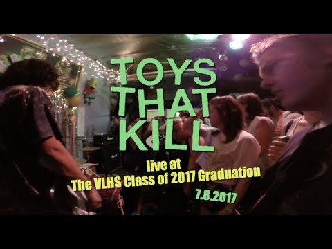 Toys That Kill - Lazy (live at VLHS Class of 2017 Graduation, 7/8/2017)
