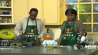 3abn: Indian Carrot Soup Recipe Video