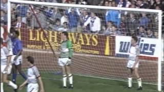 Season 1988-89 - Rangers Vs St Mirren (24th September 1988)