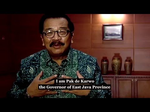 Welcome Message Majapahit Travel Fair (MTF)  from Governor Of East Java