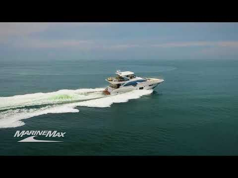 2018 Azimut 72 Flybridge For Sale at Marine Max Pompano Yacht Center