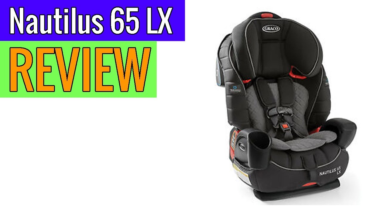 Graco Nautilus 65 LX 3 in 1 Harness Booster Car Seat ...