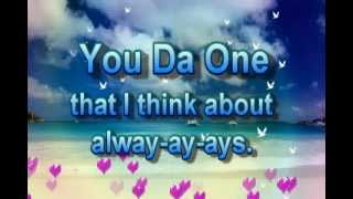 You Da One - Cody Simpson + Lyrics on screen