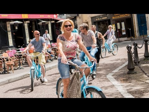 Latin Quarter + Le Marais Bike Tour - Blue Fox Travel