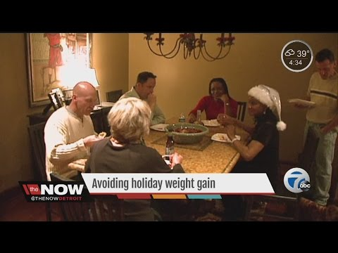 Avoiding holiday weight gain