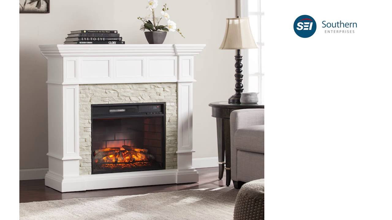 fi9638 merrimack corner convertible infrared electric fireplace