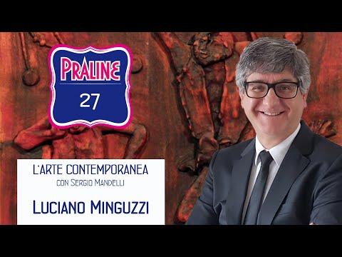 Capire l'arte contemporanea con Sergio Mandelli. Pralina N° 27 -  Luciano Minguzzi
