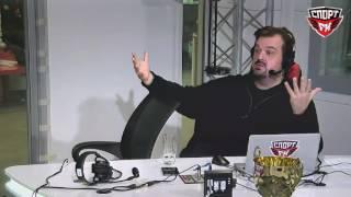 100% Футбола с Василием Уткиным. 12.01.2017. Тема - новый контракт Месси