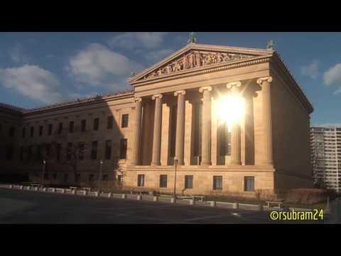 Trip to Philadelphia art museum