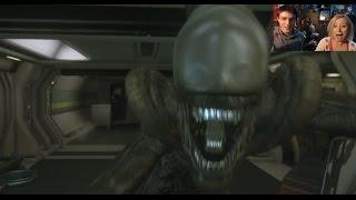 Alien Isolation - Screeeeam!