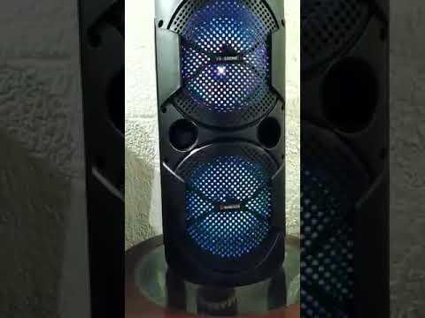 Cabina De Sonido Sonivox 7000w