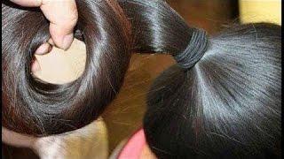 طولي شعرك بسرعة بوصفة مجربة ومضمونة لشعر قوي كثيف وطويل