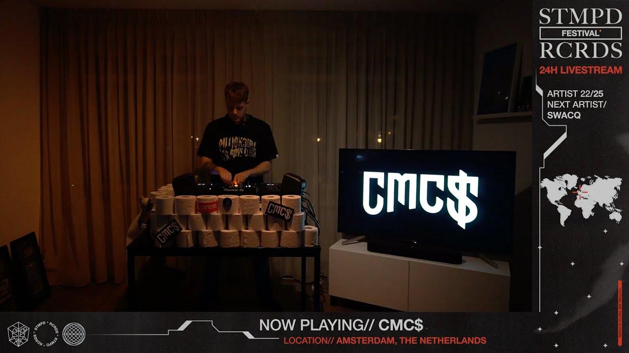 Download CMC$ LIVE @ STMPD RCRDS FESTIVAL