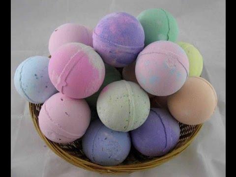 Sali Da Bagno Sephora : Diy fare in casa le palle da bagno stile lush youtube
