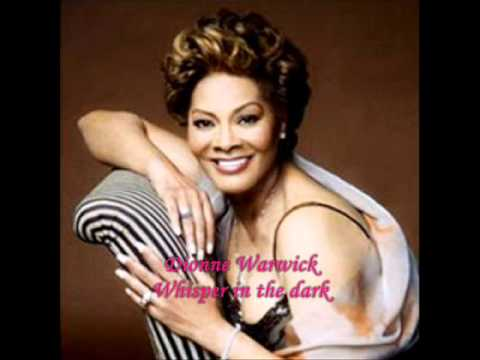 dionne warwick  whisper in the dark lyrics
