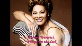 dionne warwick - whisper in the dark (lyrics)