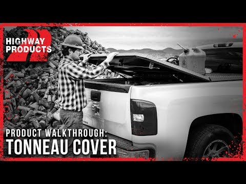 Highway Products | Tonneau Cover
