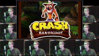 Crash Bandicoot - Theme Acapella