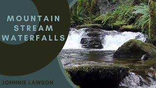 8 Hours Relaxing Nature Sounds-Sound of Water-Birds Singing-Waterfall Relaxation-Meditation