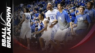 How To Beat Kentucky In the 2015 NCAA Tournament