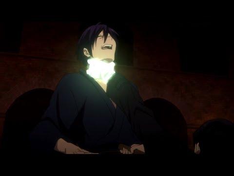 Yato vs Ebisu - Noragami Aragoto - Epic Moment