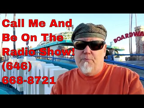Call Me On The Radio Show ???