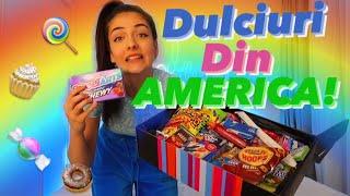 Încerc  dulciuri din AMERICA!???