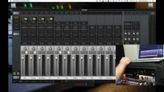 How to use UA Apollo w/ both Thunderbolt and FireWire to Swap Between Mac Pro and MacBook Pro