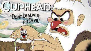 Cuphead DLC Trailer + Gameplay (The Delicious Last Course)