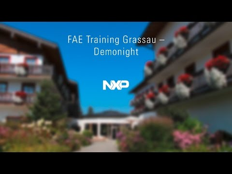 FAE Training - Demonight with NXP Semiconductors