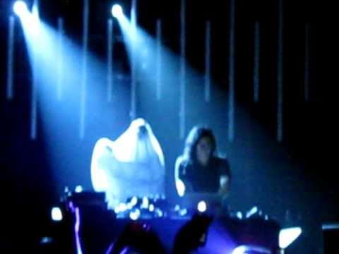 Skrillex  Ghosts n Stuff Nero Remix  @ The Fillmore 2010