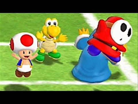 Mario Party 9◆Step It Up 1 vs Rivals (koopa, Toad, Shy Guy vs Magikoopa)◆Master Difficuty