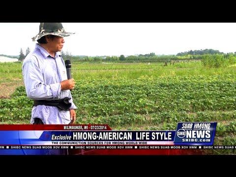 Suab Hmong News: Hmong-American Life Style - Farming