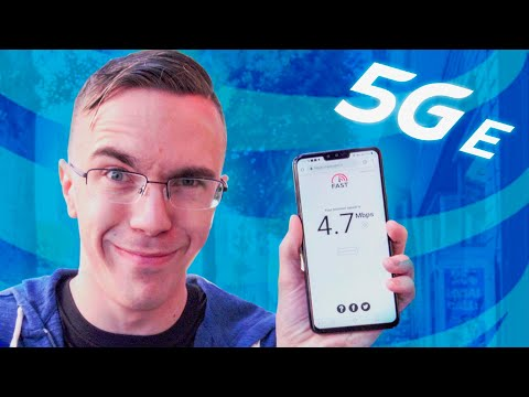 Trying AT&T's Fake 5G Mp3