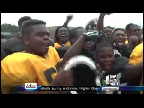 WEEK 7 HTC GAME BALL BY WPDE TO DILLON QB AVERY MCCALL