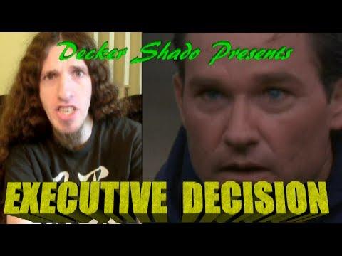Executive Decision Review by Decker Shado