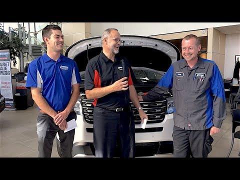 Top 13 Vehicle Winterizing Tips From Sherwood Ford, Edmonton, AB