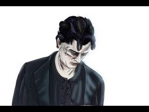 How To Draw Diaval Sam Riley From Maleficent