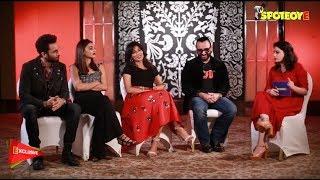 Taimur Mistook Don Johnson As Saif Ali Khan And Called Him 'Abba'! | Baazaar Movie Interview