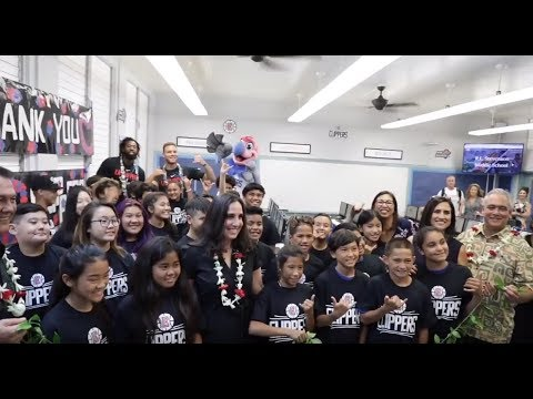 l.a.-clippers-make-big-impression-on-stevenson-middle-students