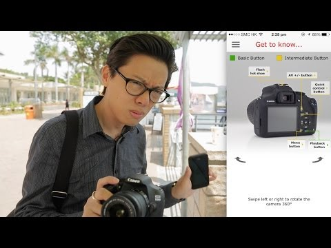 Canon EOS 1200D (Rebel T5) Hands-on Review