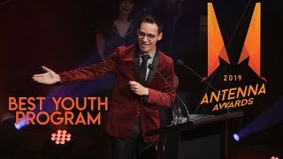 Best Youth Program // The 2019 Antenna Awards