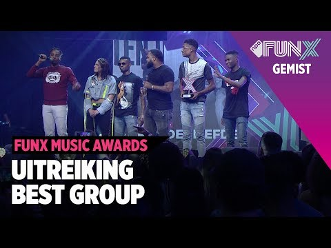BEST GROUP: BROEDERLIEFDE | FUNX MUSIC AWARDS 2018
