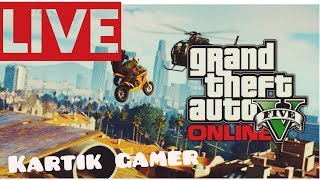 Grand Theft Auto 5 Online PC  Gameplay Live! ll Welcome Back ll