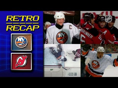 Isles Clinch In Final Game | Retro Recap | Islanders Vs Devils