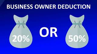 Qualifying For The New Business Owner Tax Break by Innovative Financial, LLC