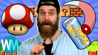 Top 10 Magazines - Top 10 EPIC FOODS in Video Games w/ HARLEY MORENSTEIN from Epic Mealtime!