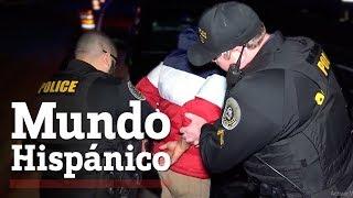 Conductores hispanos son atrapados por la policía conduciendo intoxicados